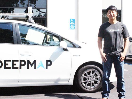 自動運転車向けに高精度3Dマップを提供する「DeepMap」