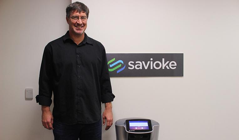 エレベーターも乗りこなす、自律走行型の配達ロボットスタートアップ「Savioke」