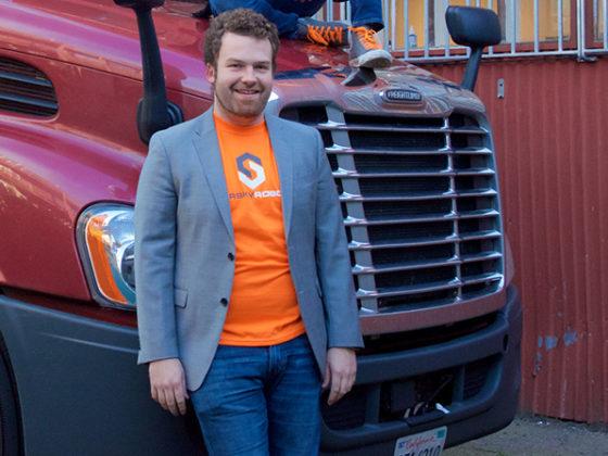 自動運転による無人長距離トラックを開発する「Starsky Robotics」