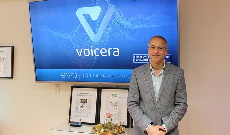 音声認識を使ったミーティングアシスタント「Voicera」