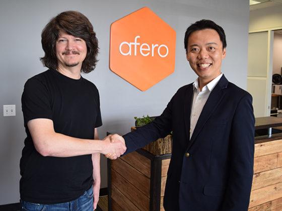 【シリコンバレー発・協業事例】 三菱UFJ銀行とAferoが取り組む「IoT社会における金融サービス創出」