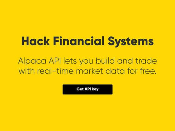 個人向けにアルゴリズム取引を提供するAlpaca