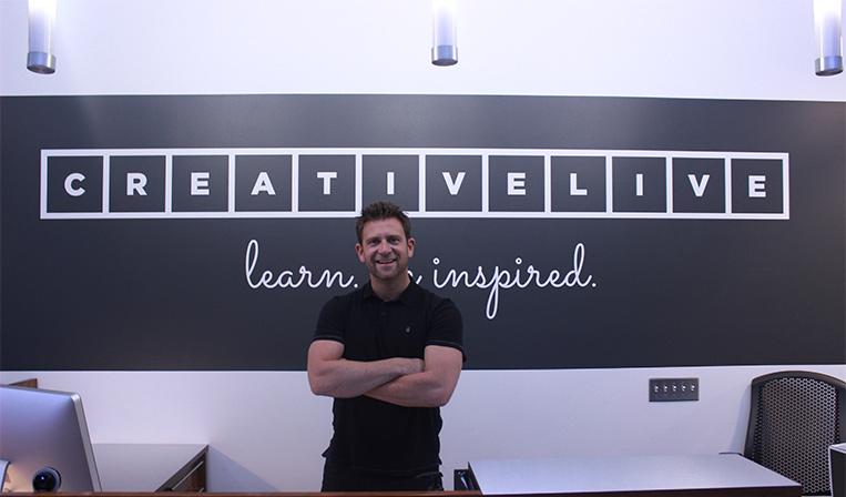 クリエイティブやビジネスのプロが教える、無料のオンライン動画学習サイト「CreativeLive」