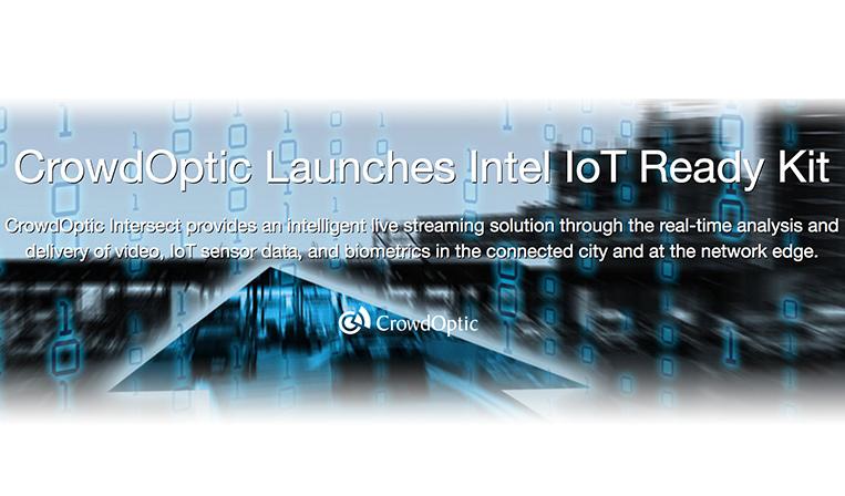 AIを駆使した映像プラットフォームでスマートシティ実現を支えるCrowdOptic