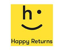 オンラインショッピングでの返品を快適に!Happy Returns