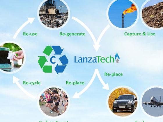 微生物による発酵で排気ガスからエタノールを生成するLanzaTech