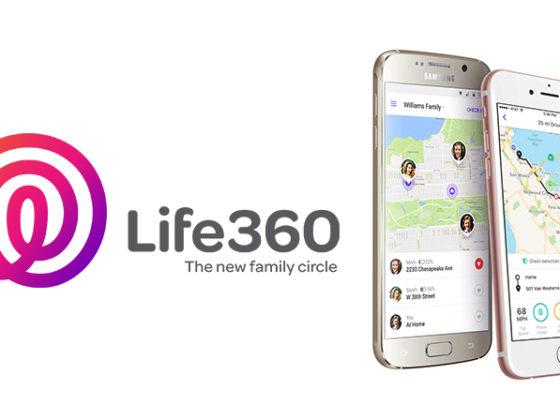 身近な人の居場所を確認できるLife360