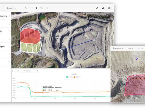高度な空撮画像解析で、掘削現場に効率性と安全性をもたらすStrayos